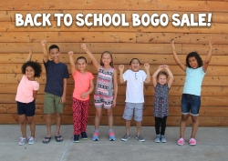 Celebrate Back To School!