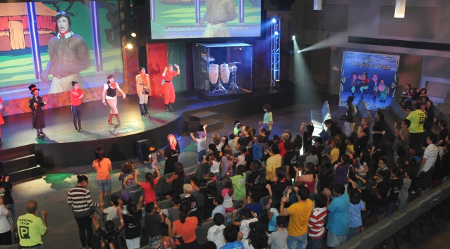 What vbs are you doing in your children s ministry this summer