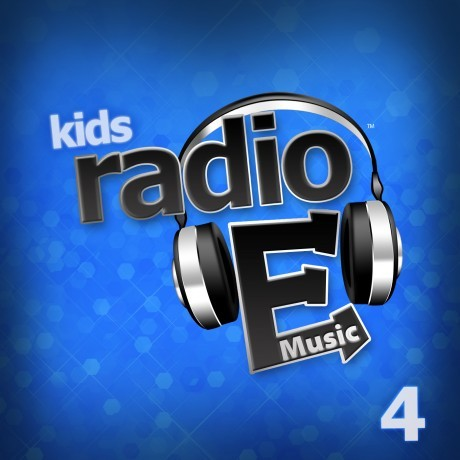 Radio E Kids: 4 CD