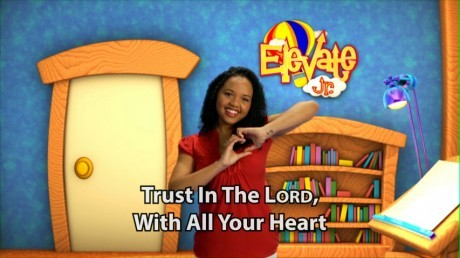 Trust In The Lord MP3